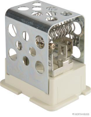 HERTH+BUSS ELPARTS Weerstand, interieurventilator | , 12 V