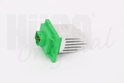 HITACHI Regelaar, interieurventilator Hueco | , Groen, 4-polig