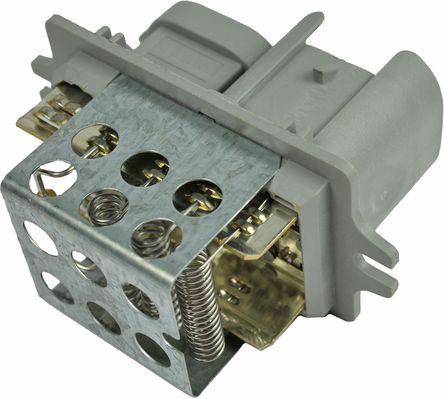 METZGER Weerstand, interieurventilator genuine | , 10-polig