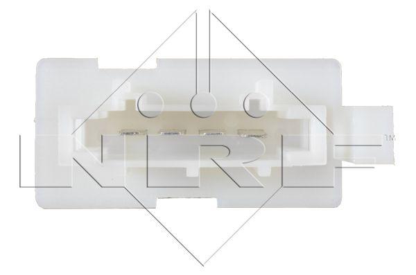 NRF Weerstand, interieurventilator | , 4-polig, 12 V