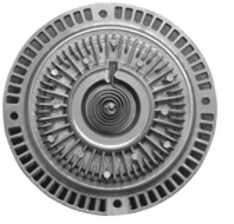 NRF Koppeling, radiateurventilator  