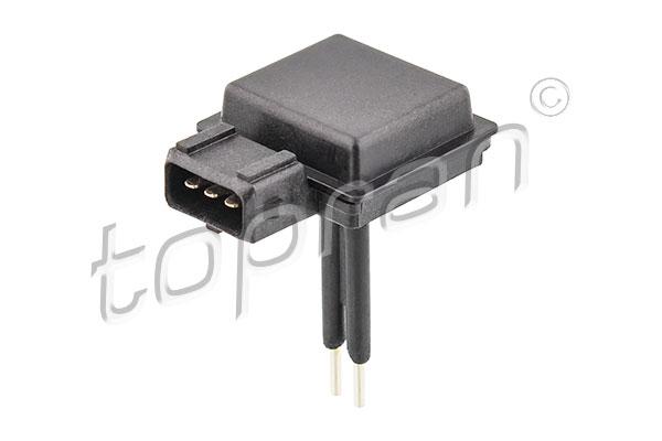 TOPRAN Sensor, koelvloeistofpleil | , 3-polig