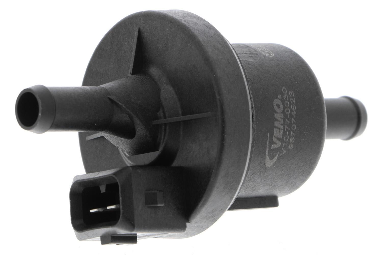 VEMO Klep, active koolstoffilter Q+, original equipment manufacturer quality | , 2-polig